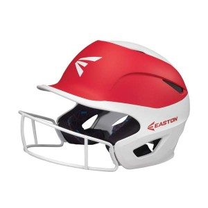 Easton Prowess Grip Two-Tone with Mask (Red/ White)
