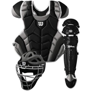 Wilson C1K Catcher's Gear Set (Adult)