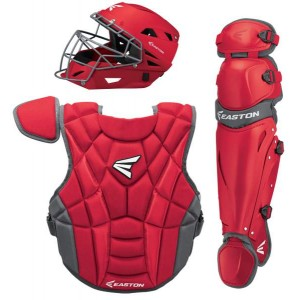 Easton Prowess P2 Women's Box Set (Red/Charcoal)