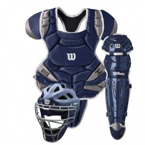 Wilson C1K Catcher's Gear Set (Intermediate)
