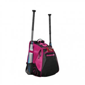 DeMarini Voodoo Junior Backpack (Hot Pink)